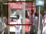 Video : गुरमीत राम रहीम के समर्थकों का उत्पात, एनडीटीवी की टीम पर किया हमला
