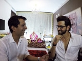 Video : Exclusive: Hrithik Roshan Celebrates Ganesh Chaturthi