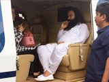Video : Special Cell, Bottled Water And Assistant For Ram Rahim In Rohtak Jail