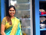 Video : Anyone Can Eat Anything They Like From This Woman's Fridge, For Free