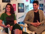 Video: 'No Safety Nets At The Box Office,' Says Sidharth Malhotra