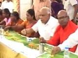 Video : As Karnataka Nears Polls, Political Parties Reach Out To Dalits