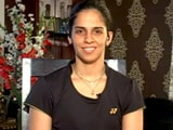 Video : Winning Bronze At World Championships Was Emotional: Saina Nehwal