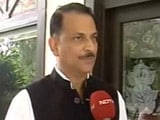 Video : Not My Decision, Says Rajiv Pratap Rudy On Resigning As Minister