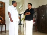 Video : 'Not Saffron', Says Kamal Haasan After Lunch With Kerala Chief Minister