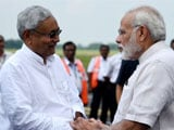 Video : Cabinet Reshuffle: No Names From Nitish Kumar's Party, Shiv Sena In List
