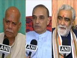 Video : Cabinet Reshuffle: The New Faces In Prime Minister Modi's Government