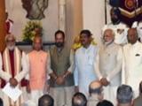 Video : मोदी मंत्रिमंडल में चार पूर्व नौकरशाह भी शामिल