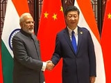 Video : Let's Get Ties On 'Right Track', China's Xi Jinping Tells PM Narendra Modi