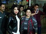 Video : Priyanka Chopra Leaves For Toronto