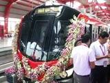 Videos : लखनऊ मेट्रो का हुआ उद्घाटन