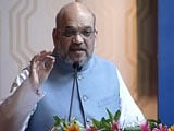 Video : In Rahul Gandhi's Turf Amethi, Amit Shah Leads Big BJP Show Today