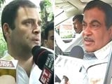 Video : Nitin Gadkari's Retort As Rahul Gandhi Attacks BJP On Journalist's Murder