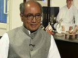 Video : Outrage As Digvijaya Singh Trolls PM Modi With Abusive Tweet