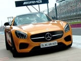 Video : Mercedes-Benz AMG GT: A Drive Into the Future