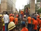 Video: Under-Construction Flyover Collapses In Bhubaneswar's Bomikhal Area, 1 Dead, 20 Injured