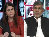 Video : The NDTV Dialogues With Nobel Laureate Kailash Satyarthi
