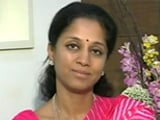 Video : 'Did Not Meet PM,' Says Sharad Pawar's Daughter on Shiv Sena's Cabinet Barb