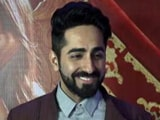 Video : Ayushmann Khurrana On The Success Of Shubh Mangal Savdhan