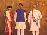 Video: PM Modi, Shinzo Abe Visit Iconic Mosque In Ahmedabad