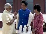 Video: इंडिया 7 बजे: रोड शो के बाद साबरमती आश्रम पहुंचे पीएम मोदी और शिंजो आबे