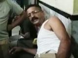 Video : बालू माफिया की गुंडागर्दी, पुलिस टीम पर बोला हमला
