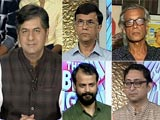 Video : The Big Fight On Dynastic Politics