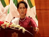 Video: Myanmar Ready To Verify Rohingya Refugee Status 'At Any Time': Aung San Suu Kyi
