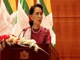 Video : Don't Fear 'International Scrutiny' Over Rohingya Crisis: Aung San Suu Kyi