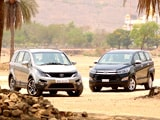 Video : Tata Hexa Vs Toyota Innova Crysta: Comparison Review