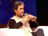 Video : Vishal Bhardwaj Explains His Unusual Style Of Filmmaking