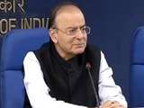 Video : Amid Slowdown Alert, Arun Jaitley Promises To Do What Is 'Necessary'