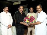 Video : A Superstar As Aam Aadmi: When Kamal Haasan Met Arvind Kejriwal