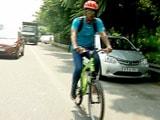 Video : वर्ल्ड 'कार फ्री डे' पर ईको-फ्रेंडली राइड