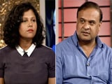 Video: 'Rahul Gandhi Is A Feudalist': Himanta Biswa Sarma To NDTV