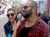 Video : Exclusive: Rohit Shetty & Parineeti Chopra On The Sets Of Golmaal Again