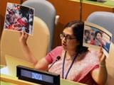 Video : India Responds To Pakistan's Fake Photo At UN With Image of Fallen Braveheart