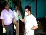 Video: Sachin Tendulkar Participates In #SwachhataHiSeva, Cleans The Streets Of Mumbai