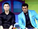 Video : बिग बॉस के प्रतिभागी बदतमीजी या हिंसा न करें- सलमान खान