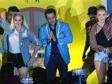 Video : Salman Khan Dances To Oonchi Hai Building At Bigg Boss 11 Launch