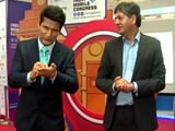 Video: India Mobile Congress - Day 1