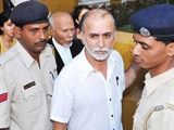 Video : Journalist Tarun Tejpal Charged With Raping Junior Colleague