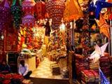 Video : त्योहार पर मंदी की मार, भगवान को ग्राहकों का इंतजार