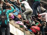 Video: बड़ी ख़बर: मौत का पुल बना मुंबई का परेल-एलफिंस्टन स्टेशन पुल