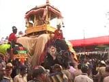 Video : Pomp, Pageantry And Visual Splendour: Karnataka's Vijayadashami Extravaganza