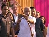 Video : इंडिया 9 बजे: दिल्ली में श्री धार्मिक रामलीला कमेटी और लव कुश रामलीला कमेटी में रावण दहन