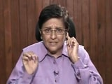 Video : Swachhta and Swasthta Go Together, Says Kiran Bedi