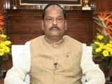Video: Jharkhand's Urban Areas Are Now Open Defecation Free:  Jharkhand CM Raghubar Das