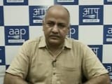 Video: Delhi Deputy CM Manish Sisodia On Curbing Air Pollution In The City