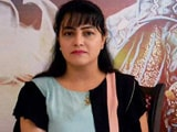 Video : 'Papa And I Falsely Charged,' Says Honeypreet Insan As Cops Wait For Surrender